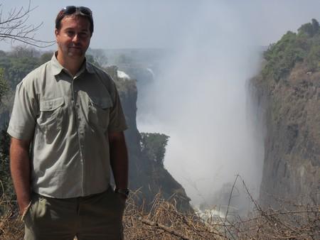 Rastislav Madar Viktoriiny vodopady Zimbabwe