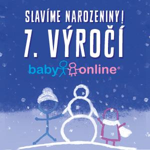7. výročí Babyonline