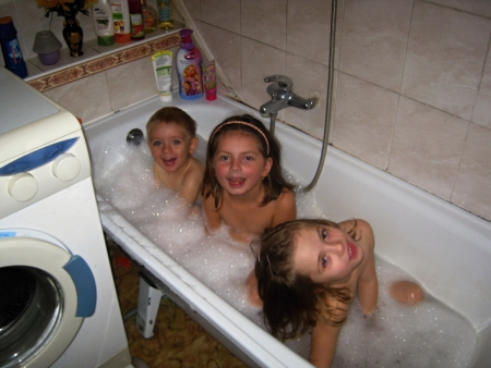 Ve vaně