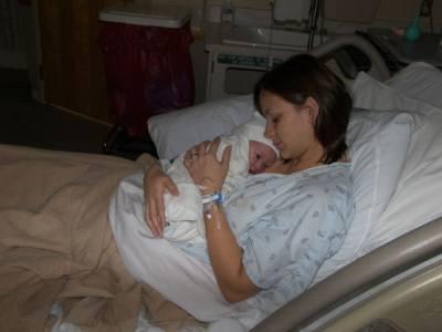 V porodnici