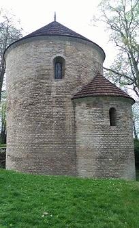 Rotunda v Cieszyne na zámku