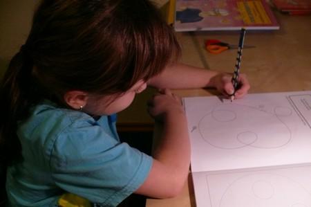 Předškolákovy týdeníčky pro chytré hlavičky - Jízda tužkou