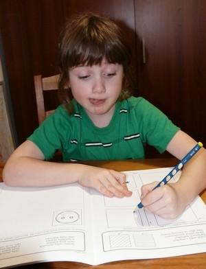 Grafomotorika - příprava na zápis do první třídy