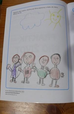 Rodina - příprava na zápis do školy