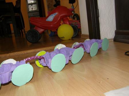 Velikonoční vlak