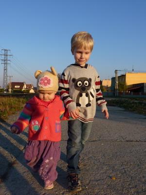 Juli s Míšou 2