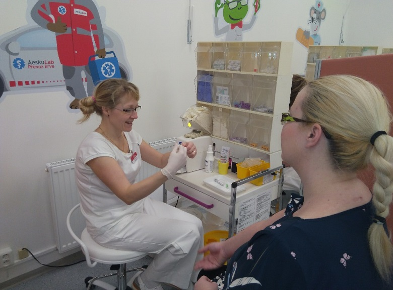 vyšetření na těhotenskou cukrovku