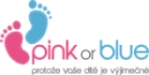 logo pink or blue