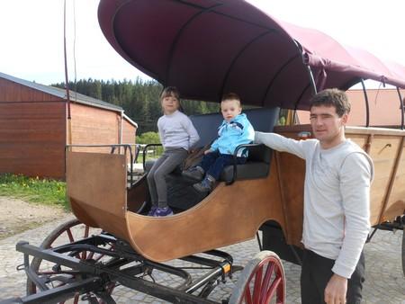Hospodářský dvůr Bohuslavice - sraz Babyonline 2014