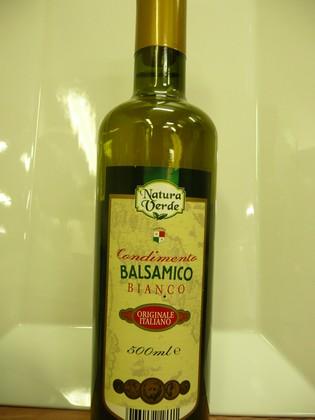 Balsamicový ocet
