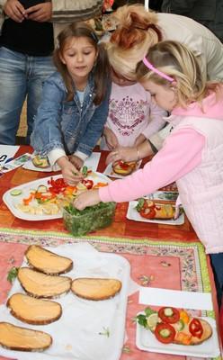 Vaření je zábava i pro děti