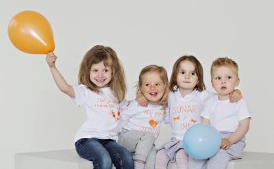 Děti v nové kolekci Sunar Fashion
