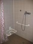 Sprcha na porodním pokoji