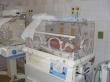 Novorozenci - observační box s inkubátorem