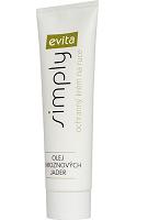 Evita Simply krém na ruce s olejem z hroznových jader 100 ml