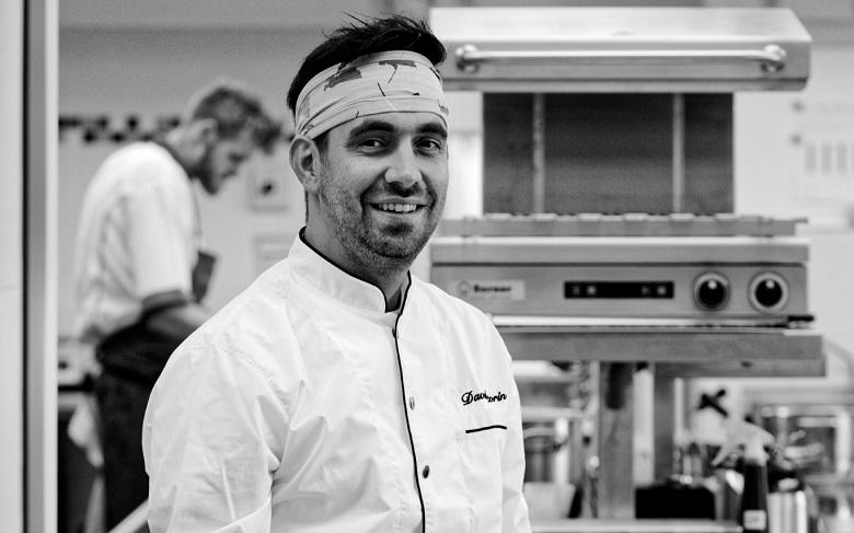 Šéfkuchař Restaurantu ESSENS David Viktorin
