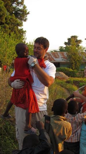 Rastislav Madar Tanzanie
