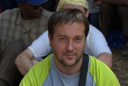 Rastislav Madar Zambie 2012