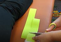 Tejpování břicha při rozestupu přímých břišních svalů v těhotenství
