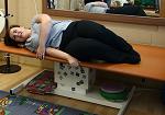 Správné vstávání v těhotenství z postele
