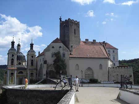 zámek Vranov