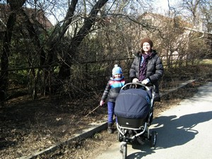 Lillynka s Alenkou a Markétkou