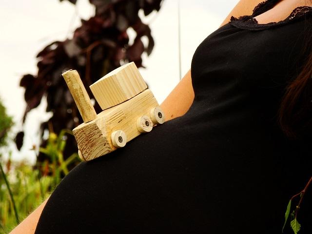 Profesionálni těhotenské focení