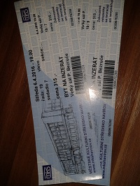 Lístky do divadla