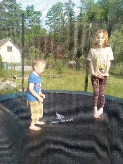 Nová trampolína