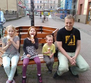 Na zmrzlině