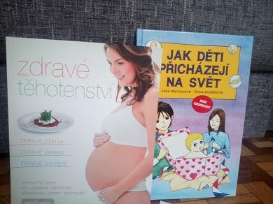 Těhotné ženy stříkat
