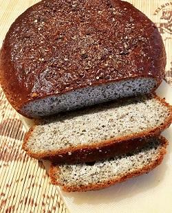 Recept na domácí semínkový chléb bez mouky