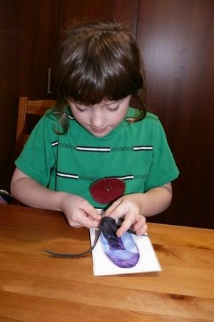 Zavazování tkaničky