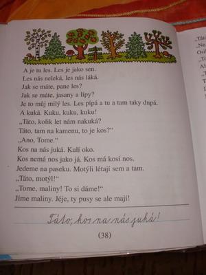 Čítanka