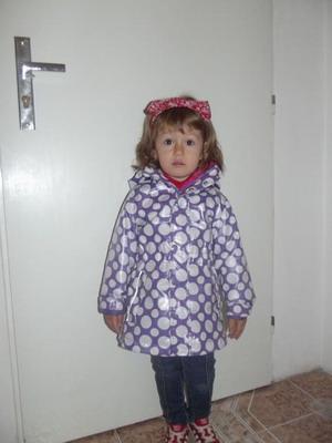 První týden ve školce - Lucinka