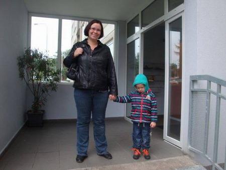 První týden ve školce - Toník