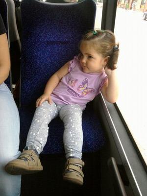 První týden ve školce - Adrianka