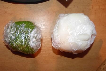 Ozdoby z kukuřičného škrobu