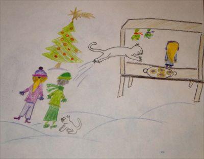Jak se Lála a Truhlík vydali na vánoční trhy