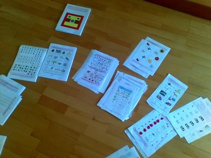 Předškolákovy týdeníčky pro chytré hlavičky