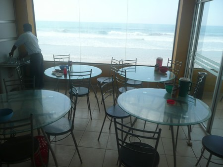 Restaurace Srí Lanka