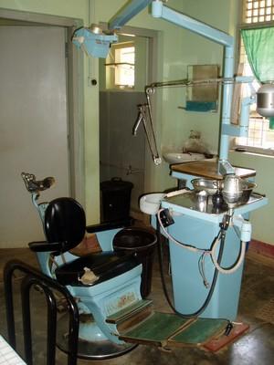 Nemocnice Srí Lanka