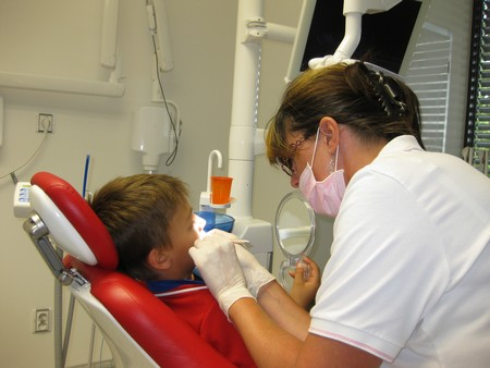 Dentální hygiena u dětí