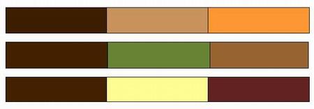 Barvy - konzervativní styl
