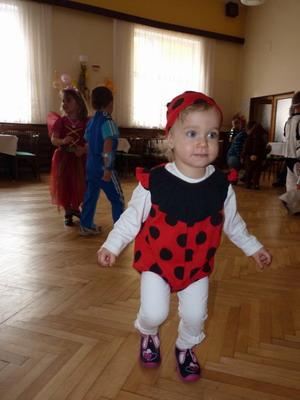 Julinka na karnevale