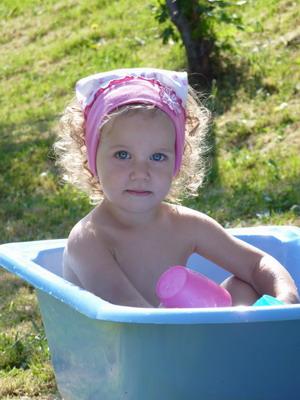 Dítě online - Julinka