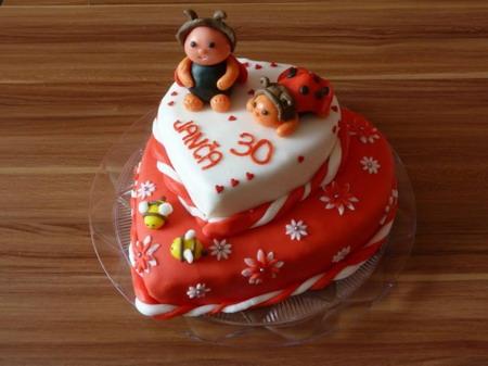 Pečení dortů