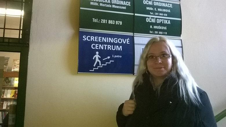 Bára na druhotrimestristrálním screeningu