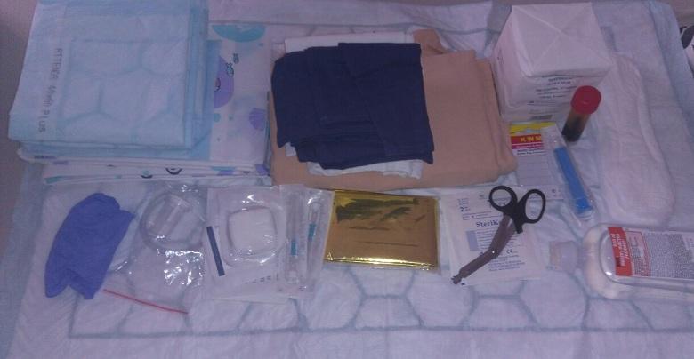 Porodní balíček