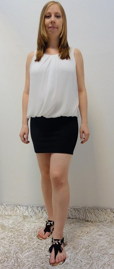 Těhotenské oblečení - těhotenské společenské šaty